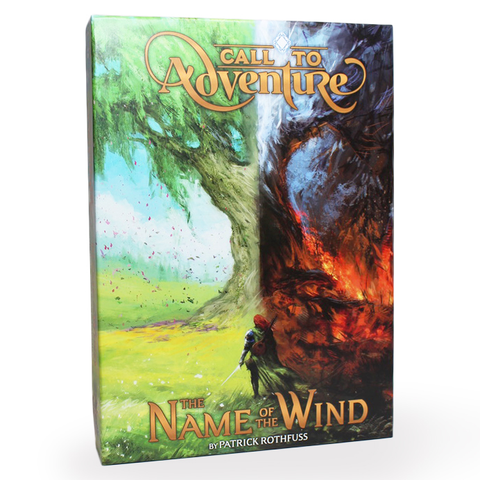 Call to Adventure: Name of the Wind - Card Game Expansion (Brotherwise Games)