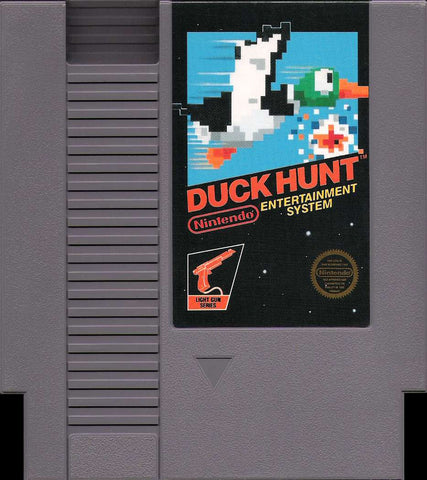 Duck Hunt (Nintendo NES, 1985)