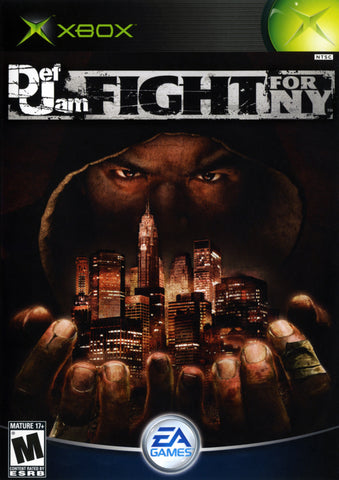 Def Jam: Fight for NY (Microsoft Xbox, 2004)