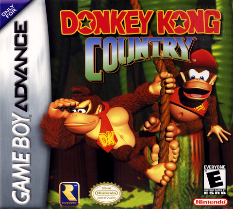Donkey Kong Country (Nintendo Game Boy Advance, 2003)