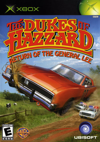 Dukes of Hazzard: Return of The General Lee, The (Microsoft Xbox, 2004)