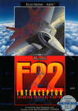 F-22 Interceptor: Advanced Tactical Fighter (Sega Genesis, 1991)