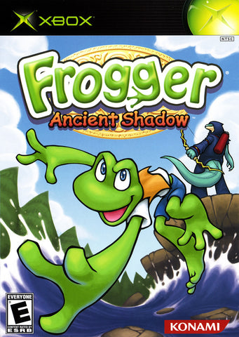 Frogger: Ancient Shadow (Microsoft Xbox, 2005)