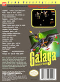 Galaga: Demons of Death (Nintendo NES, 1988)
