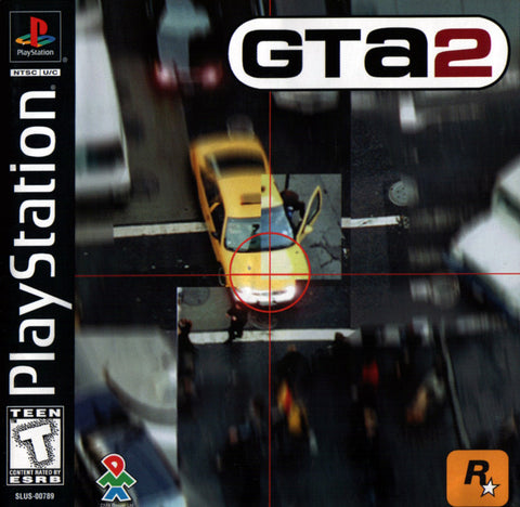 Grand Theft Auto 2 (Sony PlayStation, 1999)
