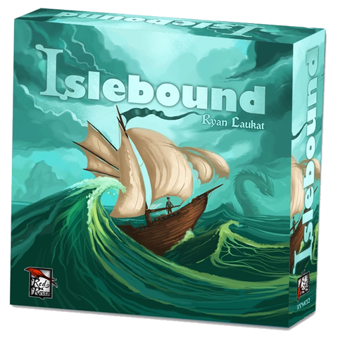 Islebound - Board Game (Red Raven Games)