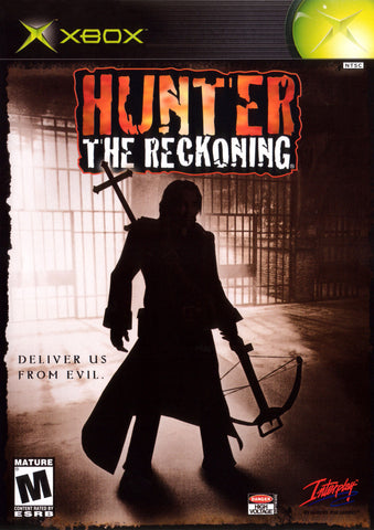 Hunter: The Reckoning (Microsoft Xbox, 2002)
