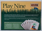 Play Nine - Card Game (Double A Productions)