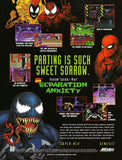 Venom / Spider-Man: Separation Anxiety (Nintendo SNES, 1995)