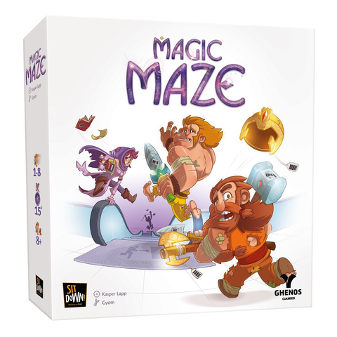 Magic Maze - Board Game (Sit Down!)