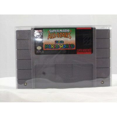 Plastic Protector for SNES Carts