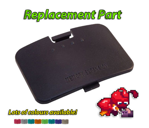 Replacement Parts: N64 Memory Expansion Port Cover