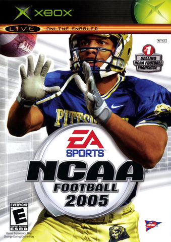 NCAA Football 2005 (Microsoft Xbox, 2004)