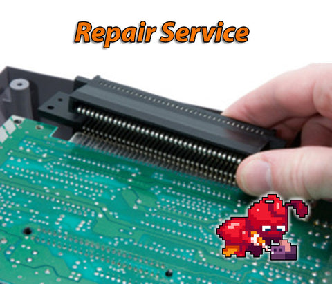Retro Shop: NES 72-pin connector Replacement