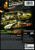 Need for Speed: Most Wanted (Microsoft Xbox, 2005)