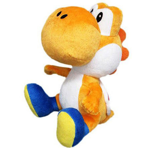 "Orange Yoshi 6"" Plush - Plush (Little Buddy)"