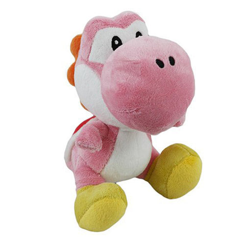 "Pink Yoshi 6"" Plush - Plush (Little Buddy)"
