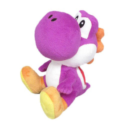 "Purple Yoshi 6"" Plush - Plush (Little Buddy)"