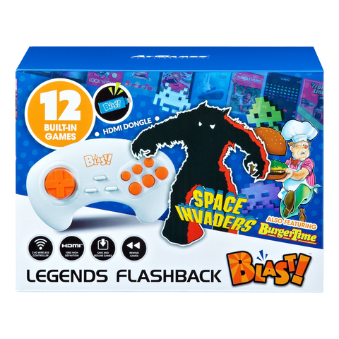Legends Flashback Blast! - Console (AtGames)