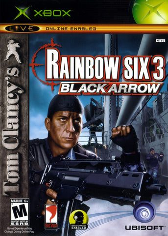 Rainbow Six 3: Black Arrow (Microsoft Xbox, 2004)