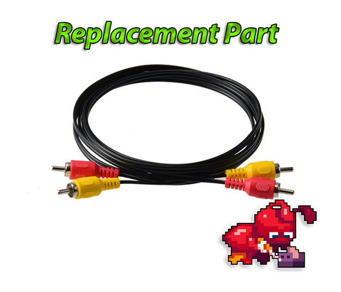 Replacement Parts: New NES AV Cable