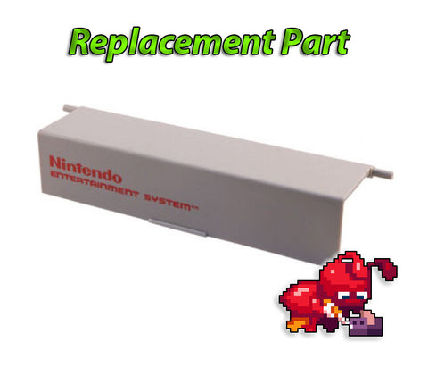 Replacement Parts: New NES Cartridge Slot Door