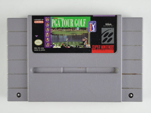 PGA Tour Golf (Nintendo SNES, 1991)