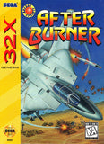After Burner (Sega 32X, 1995)