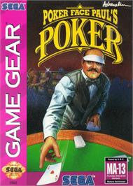 Poker Face Paul's Poker (Sega Game Gear, 1994)