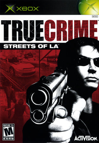True Crime: Streets of LA (Microsoft Xbox, 2003)