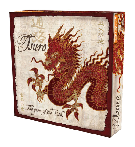 Tsuro - Board Game (Calliope Games)