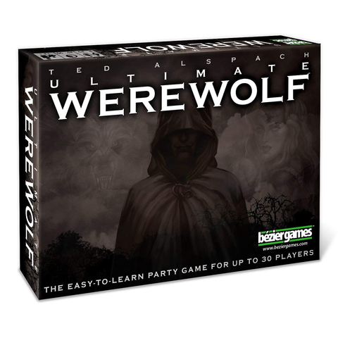 Ultimate Werewolf - Card Game (Bézier Games)