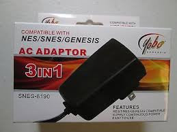 AC Adapter for Genesis Model 1 (Yobo)