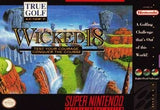 True Golf Classics: Wicked 18 (Nintendo SNES, 1993)