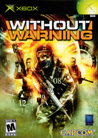Without Warning (Microsoft Xbox, 2005)