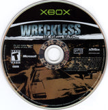 Wreckless: The Yakuza Missions (Microsoft Xbox, 2002)