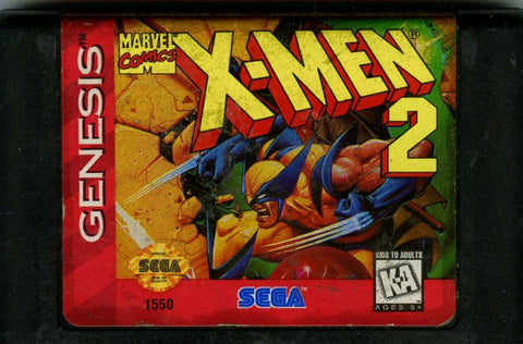 X-Men 2: Clone Wars (Sega Genesis, 1995)