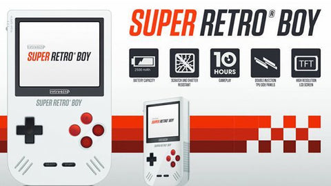 Super Retro Boy - Console (Retro-Bit)