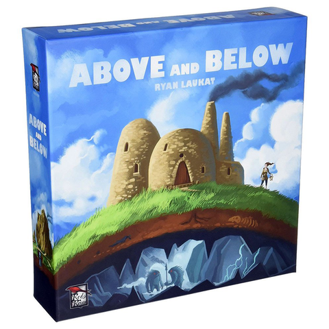 Above and Below - Board Game (Red Raven Games)