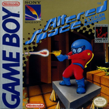 Altered Space: A 3-D Adventure (Nintendo Game Boy, 1991)