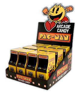 Pac-Man Arcade Machine Tin - Candy