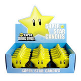 Super Mario Bros. Super Star Tin - Candy