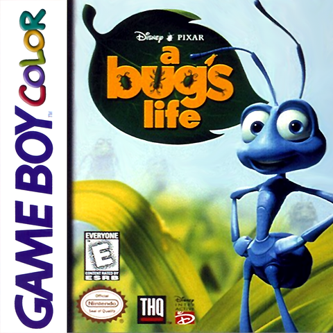 Bug's Life, A (Nintendo Game Boy Color, 1998)