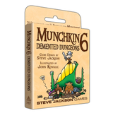 Munchkin 6: Demented Dungeons - Card Game Expansion (Steve Jackson Games)