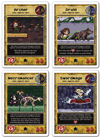 Boss Monster: Crash Landing - Card Game Expansion (Brotherwise Games) - Red Ant Retro