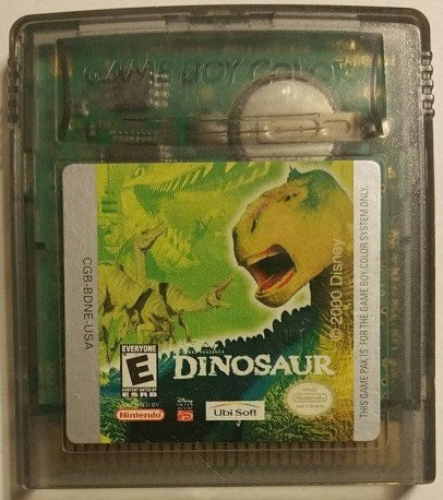 Disney's Dinosaur (Nintendo Game Boy Color, 2000)