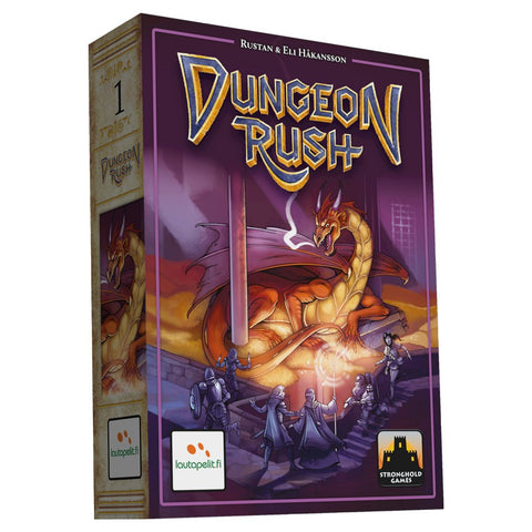 Dungeon Rush - Card Game (Stronghold Games)