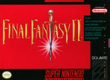 Final Fantasy 2 (Nintendo SNES, 1991)