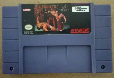 Pit-Fighter (Nintendo SNES, 1992)