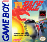 F-1 Race (Nintendo Game Boy, 1991)
